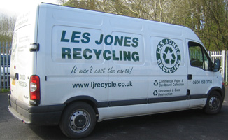 Les Jones Recycling